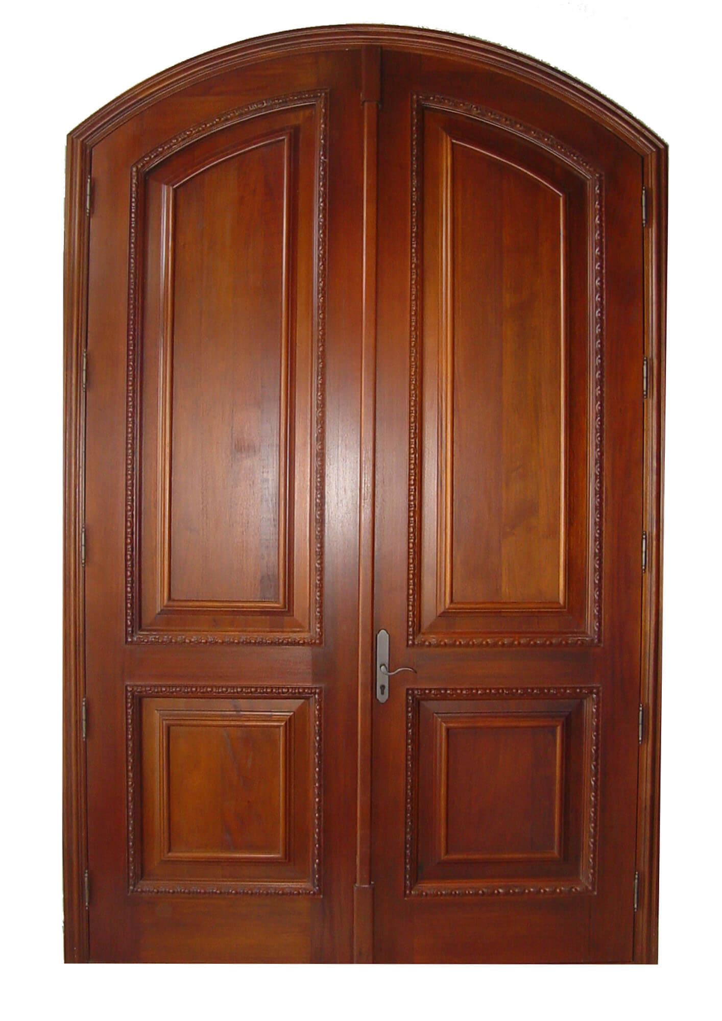 Conch Key Mahogany Exterior Doors