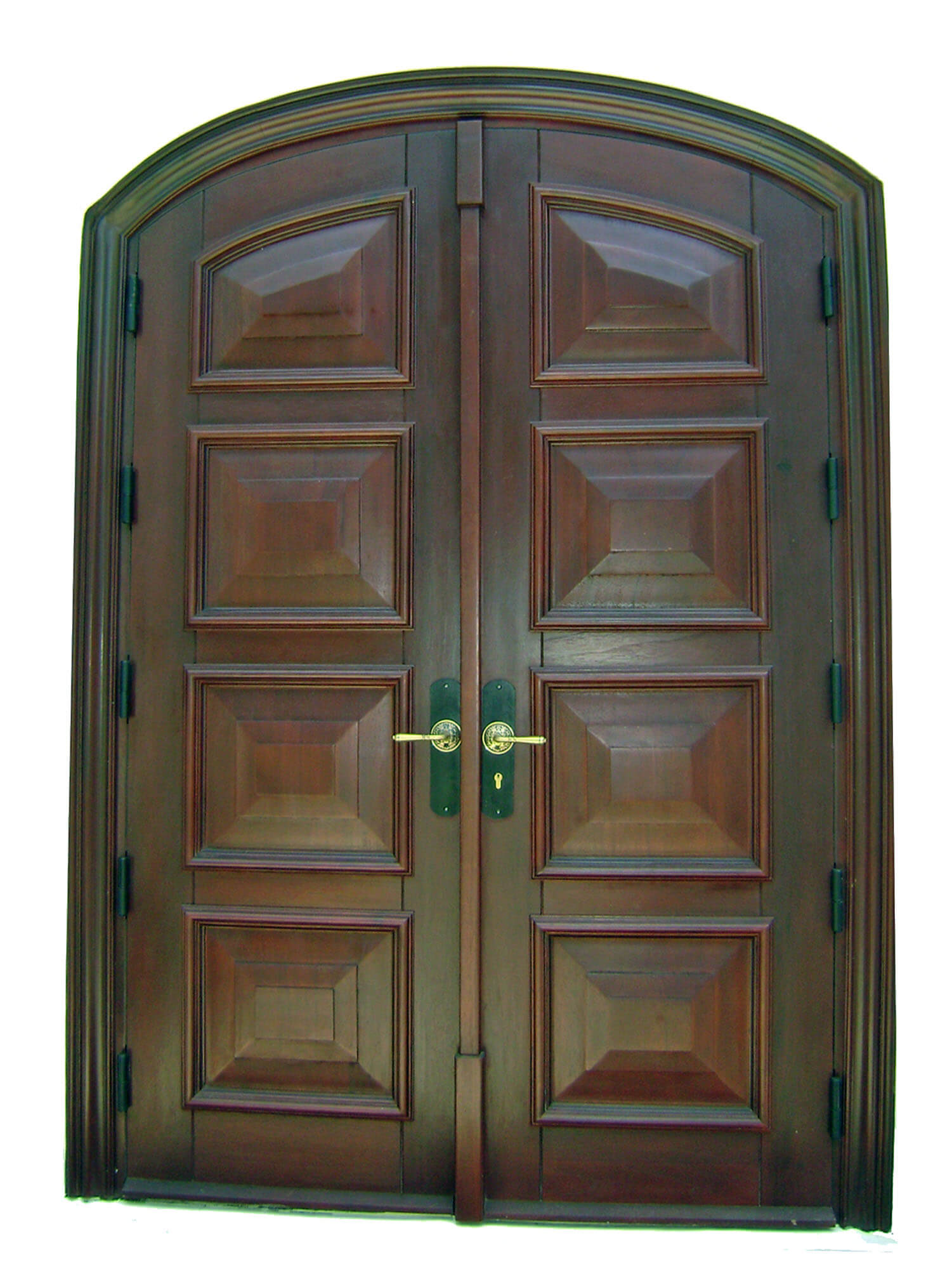 Cutler Bay Mahogany Entrance Door