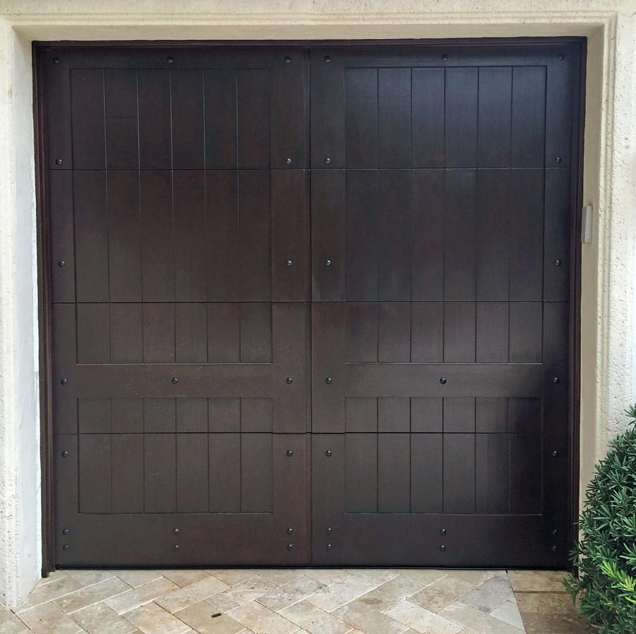 Attkis Garage Door