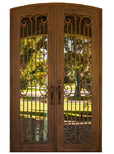 Firenze Iron Doors