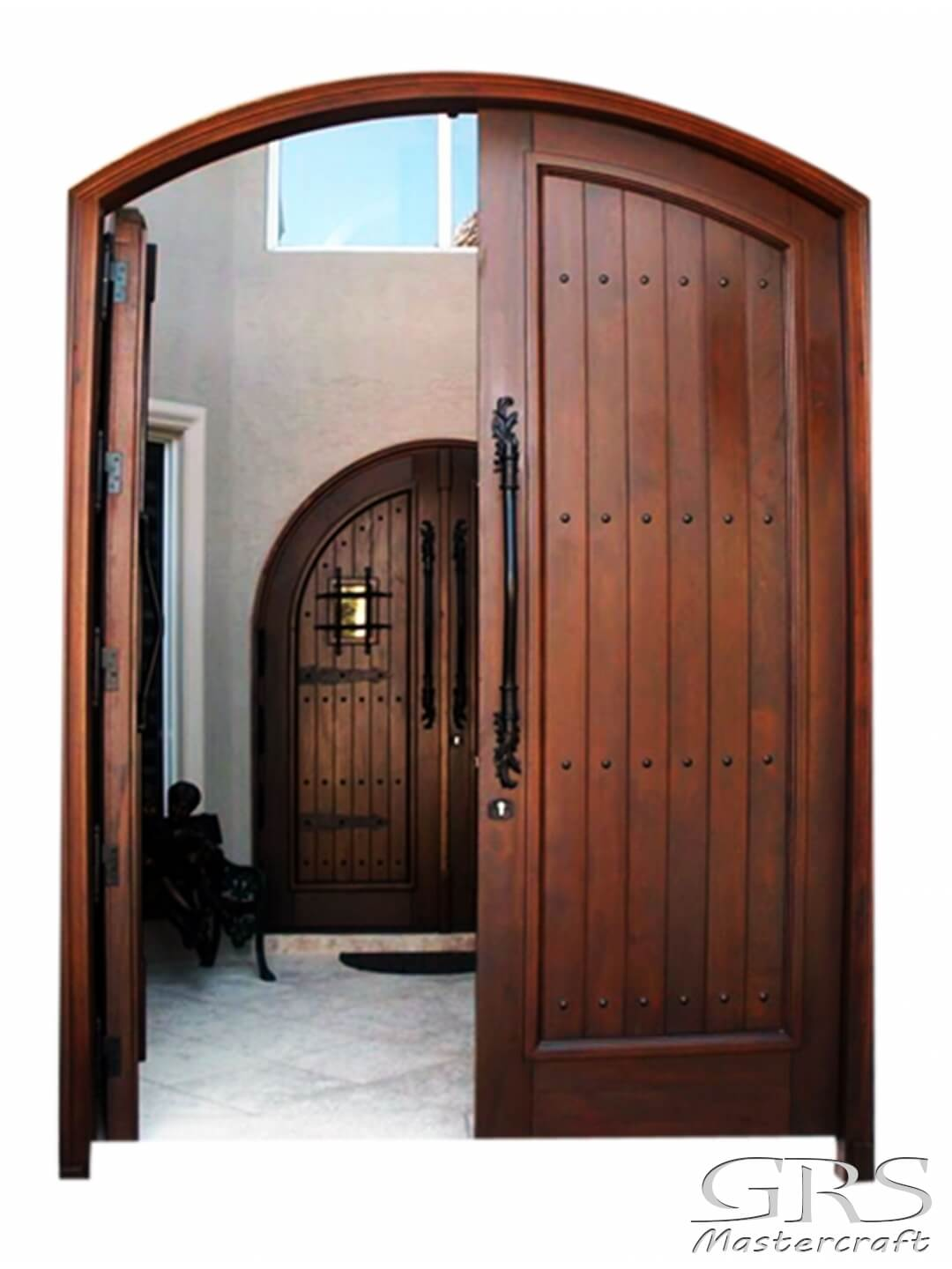 POMPANO ENTRY GATE DOOR.