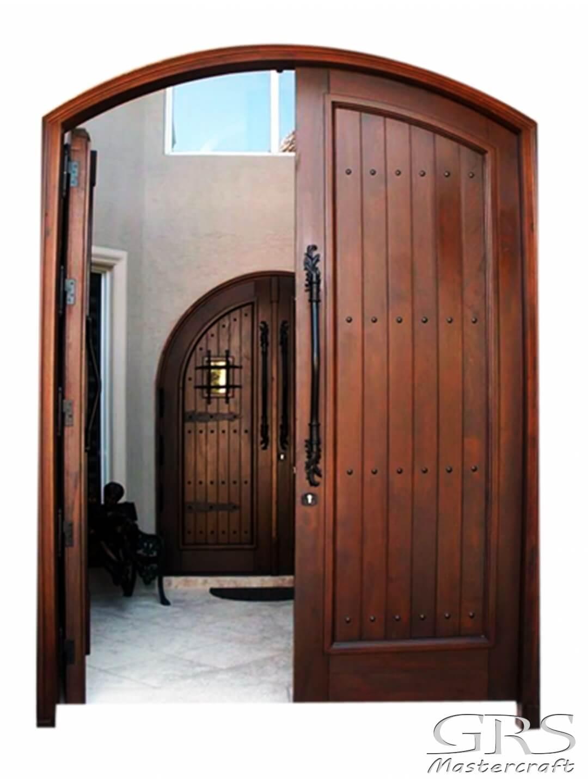 POMPANO ENTRY GATE DOOR.