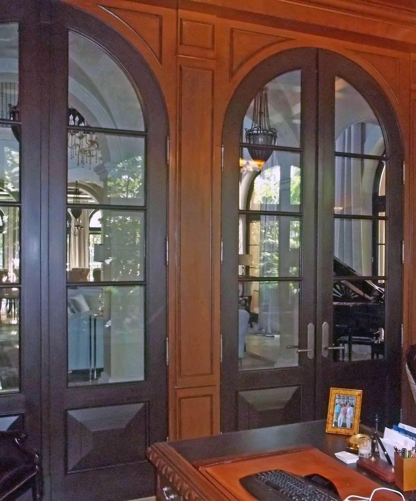 PALM ISLAND FRENCH DOORS.