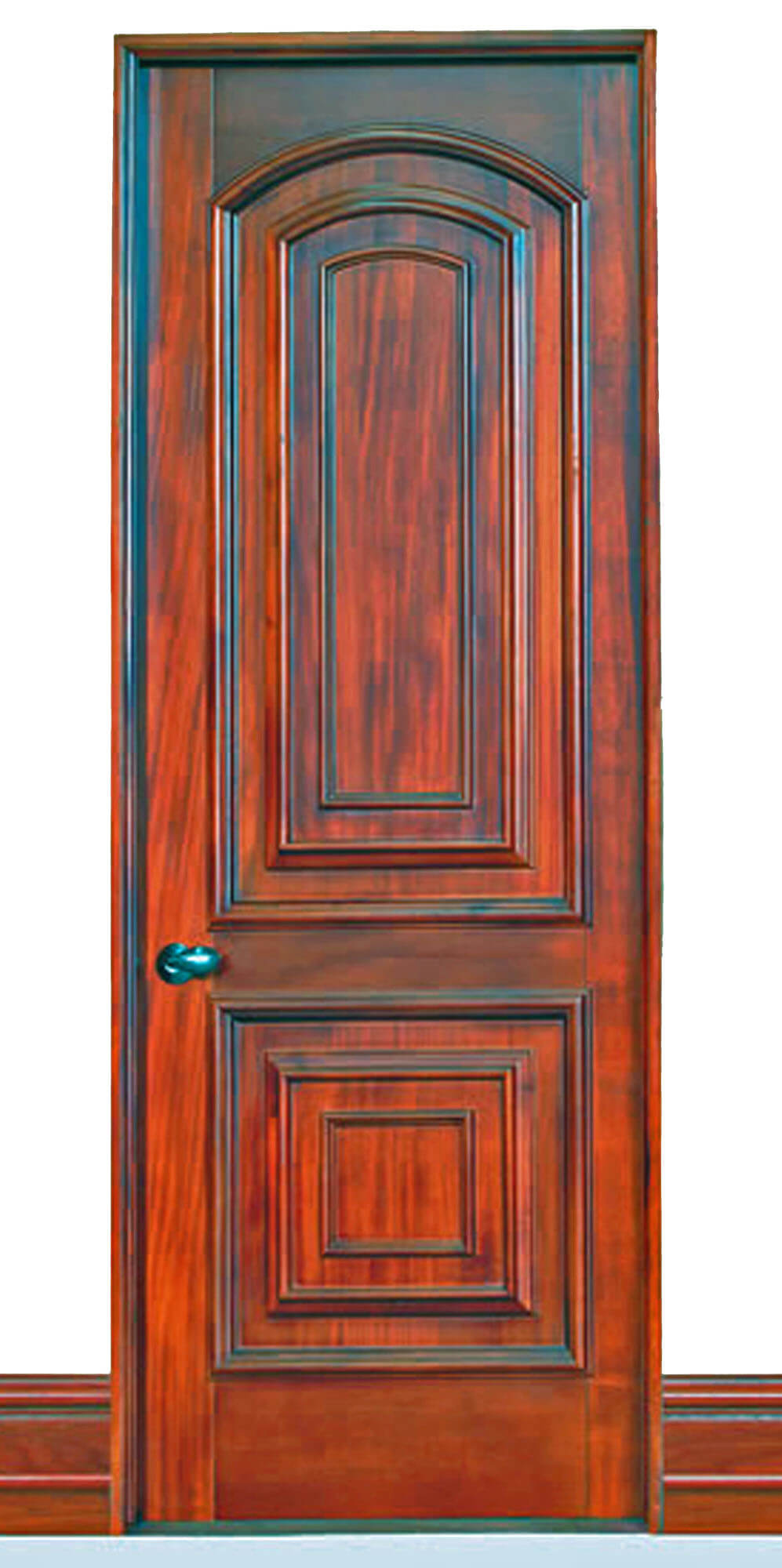 PRINCESS MAHOGANY DOOR.