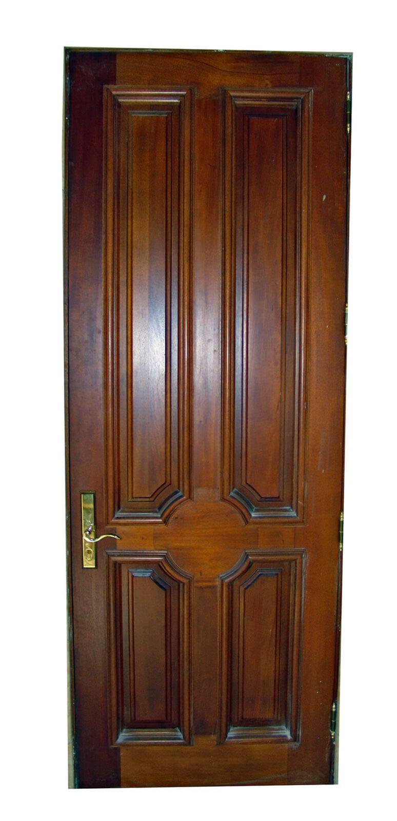 BAL HARBOUR SINGLE INTERIOR DOOR.