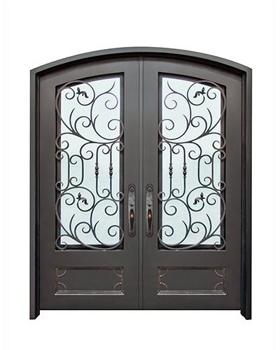 Lima Iron Door