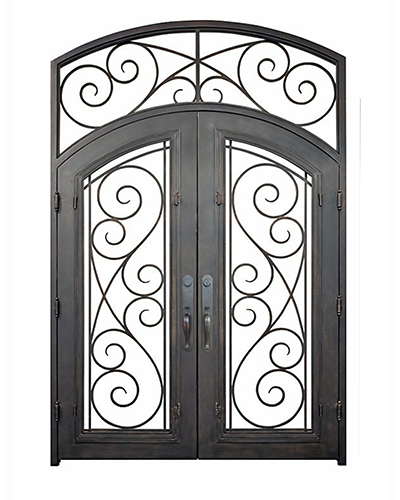 Milano Iron Door