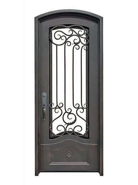 Montepulciano Iron Door