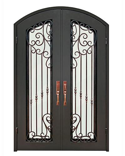 Pisco Iron Door