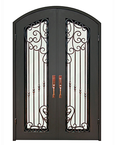 Pisco Iron Door
