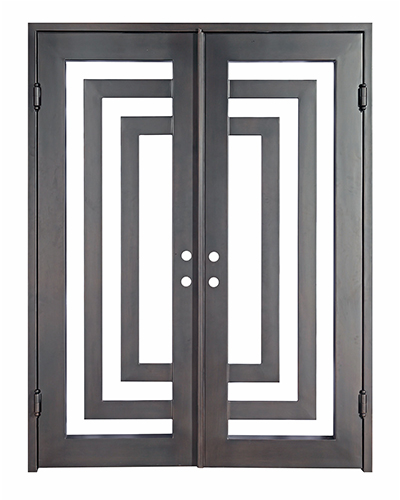 Roma Iron Door