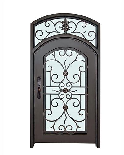 San Andres Iron Door