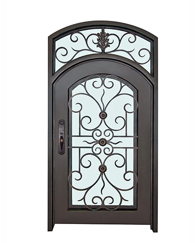 San Andres Iron Door