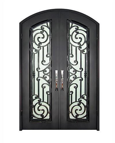 San Juan Iron Door