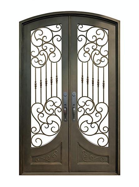 San Gimignano Iron Doors