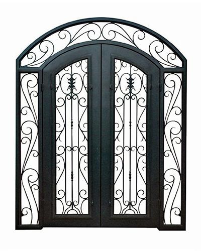 Santa Marta Iron Door