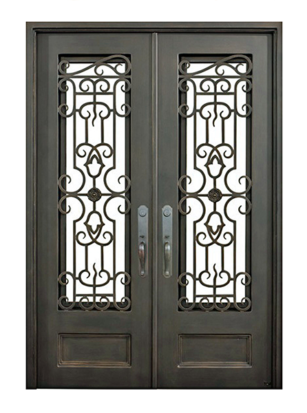 Siena Iron Doors
