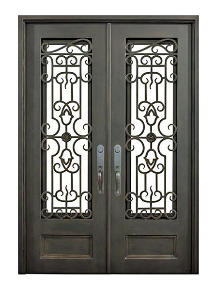 Siena Iron Doors