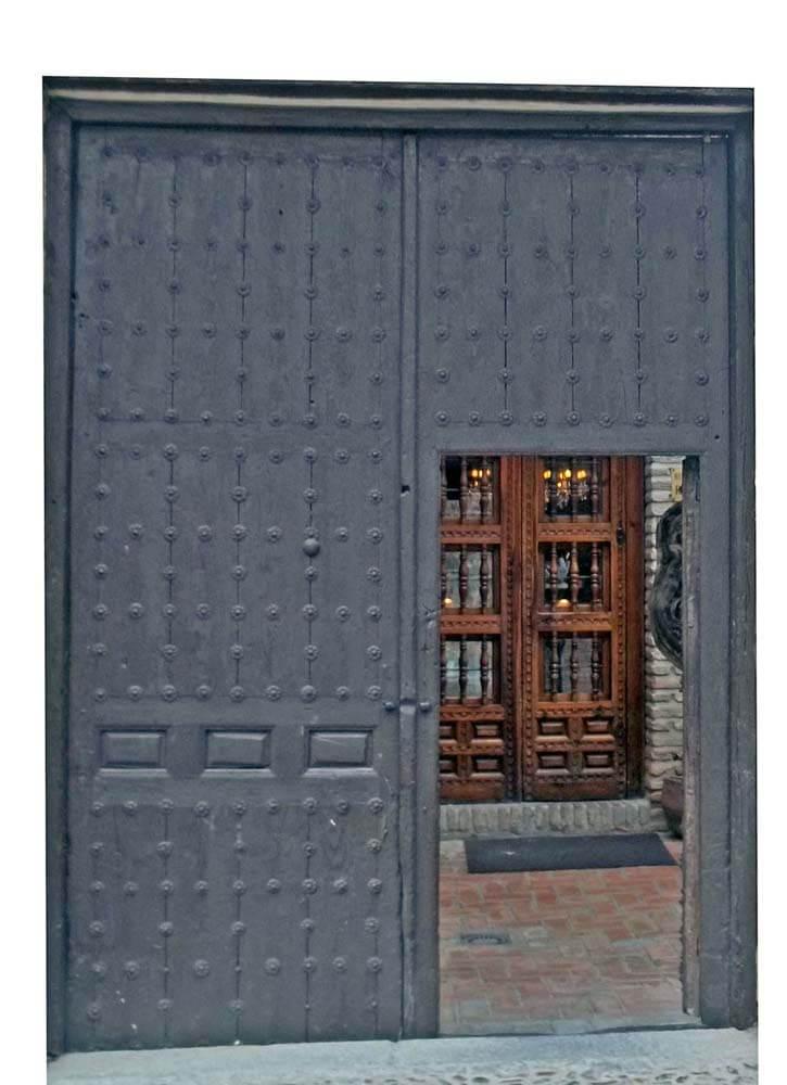 TOLEDO DOORS.