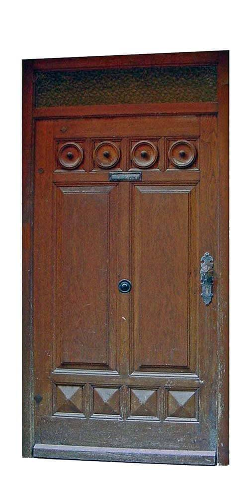 BAVARIA ENTRY DOOR.