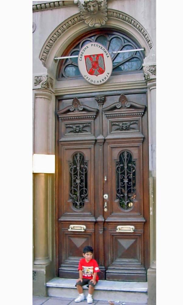 BUENOS AIRES DOOR.