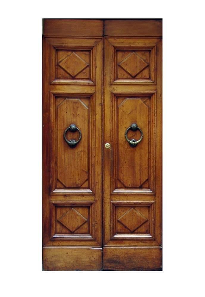 MADRID ENTRANCE DOORS.