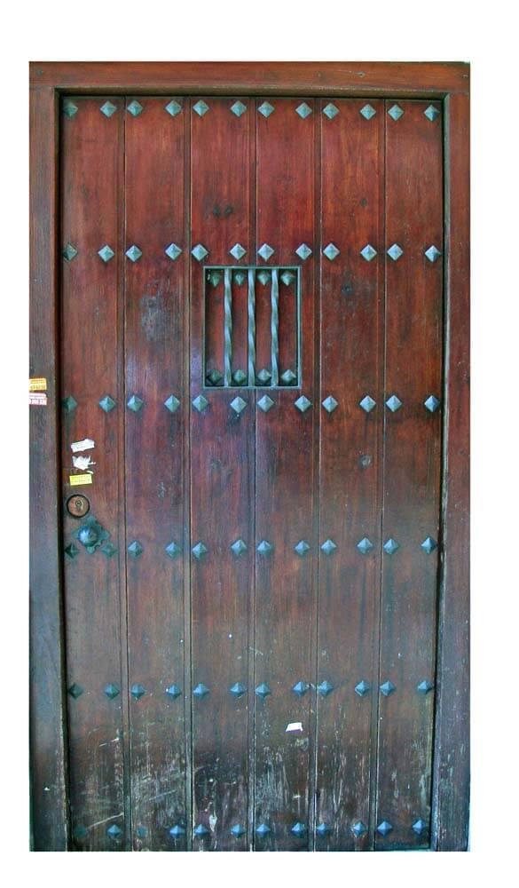 MADRID FRONT ENTRANCE DOOR