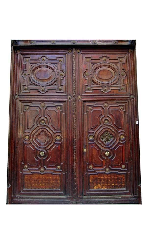 MADRID SCULPTURAL DOOR.