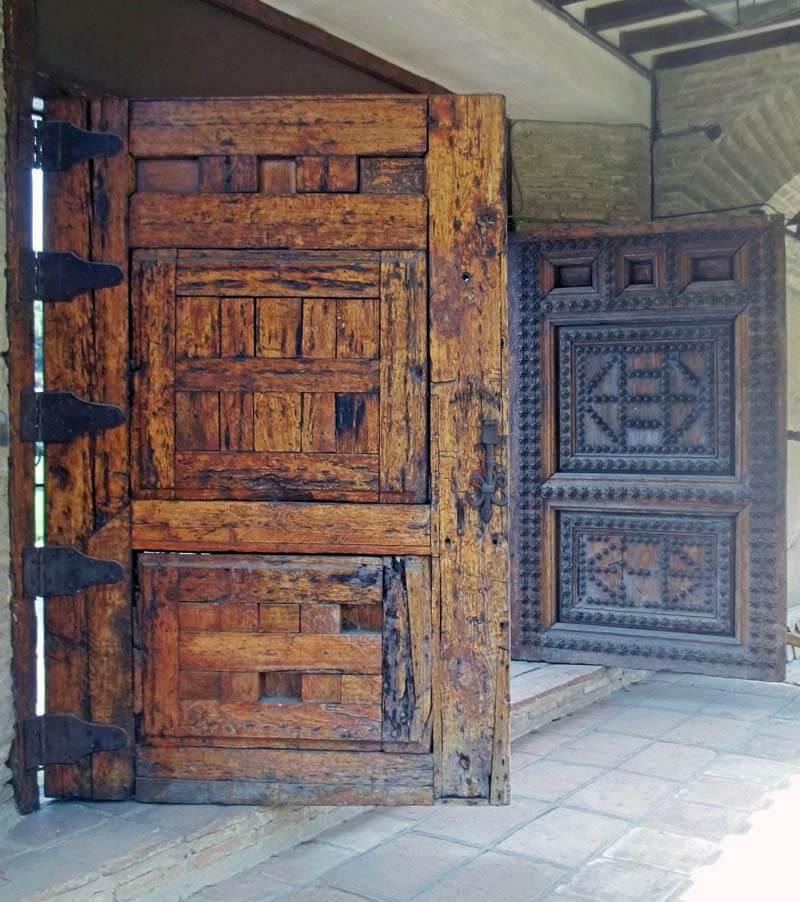 MOORS DOOR IN TOLEDO.