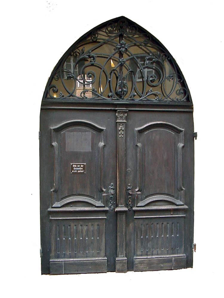 OETTINGEN BAVARIA DOOR.