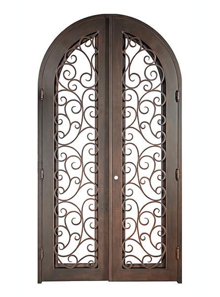 Voltera Iron Doors