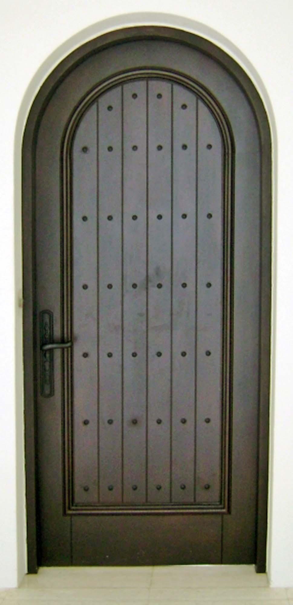 HIBISCUS ISLAND MAHOGANY DOOR..