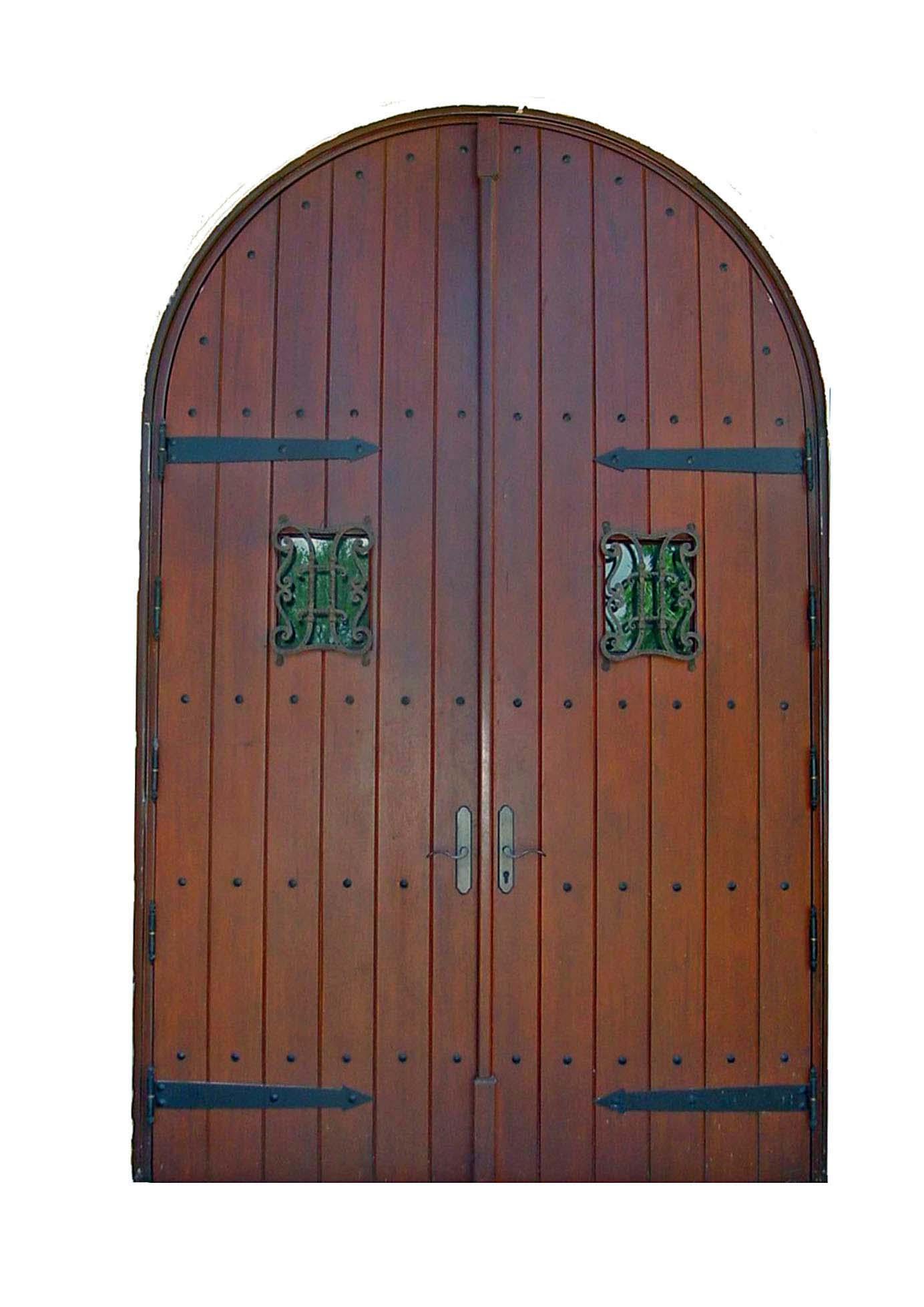 ROYAL PALM BEACH. MAHOGANY ENTRY DOOR.