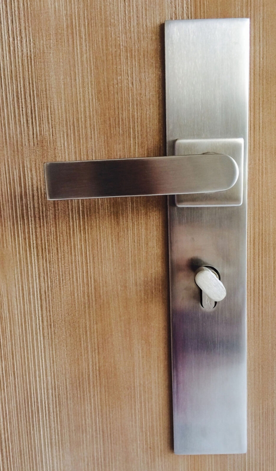 STAINLESS STEEL PAMPA HANDLES