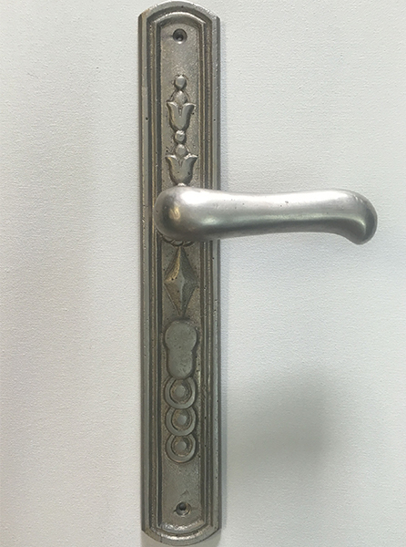 Asiel Silver Handles