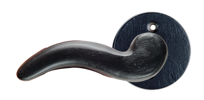RUBENS - FORGED SAND CAST HANDLE.