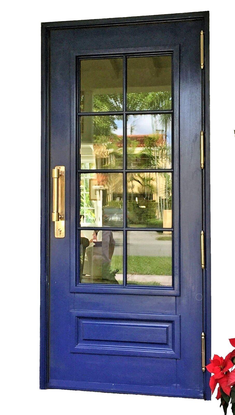 blue door v