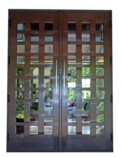 contemporary exteriorDoors100