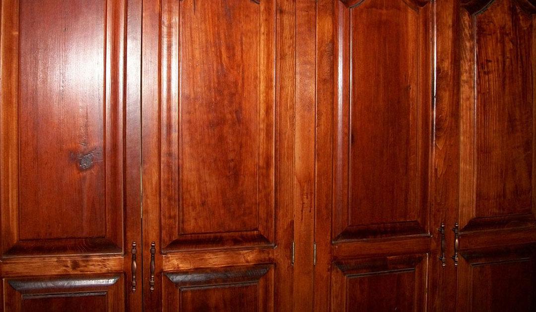 louvered closet doors in miami