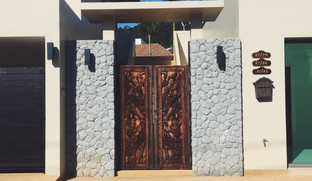 luxury doors all around United States