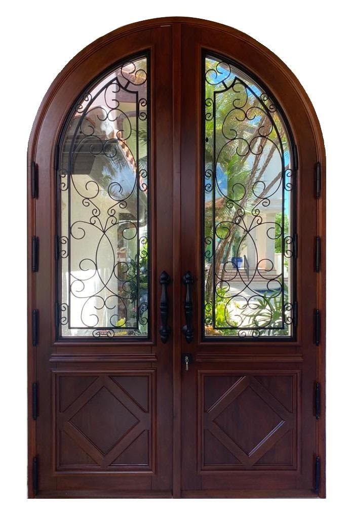 Marilyn Entrance Door