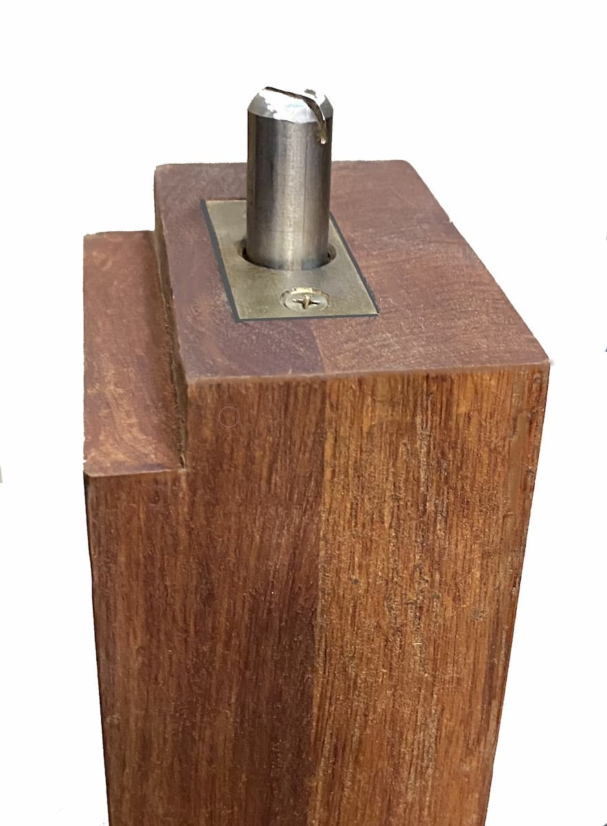 Point Locking Mechanism