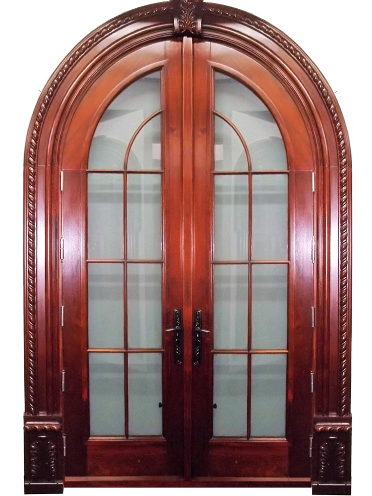 Lusitania Moldings  to Dress Doors
