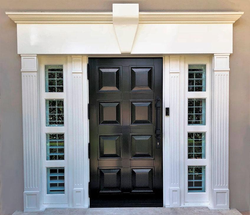 ARTURO EXTERIOR DOOR