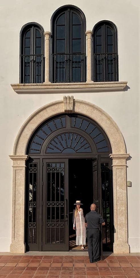 Surf Club Classical Doors