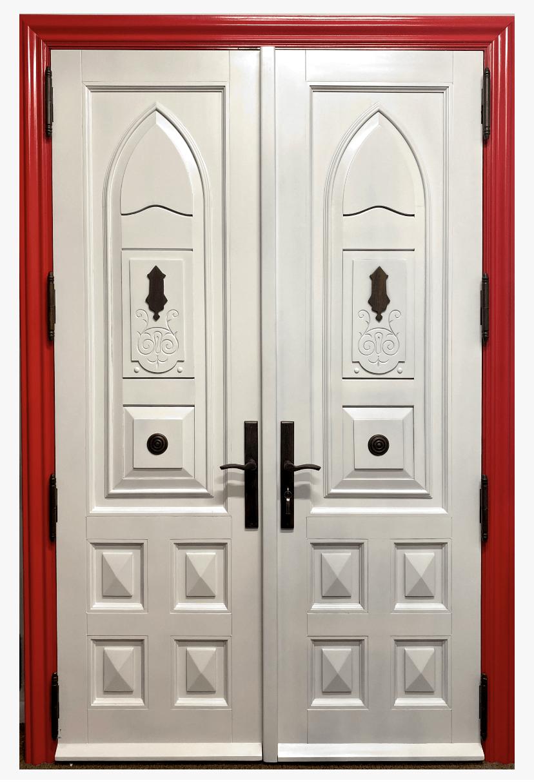 Madrid Exterior Door