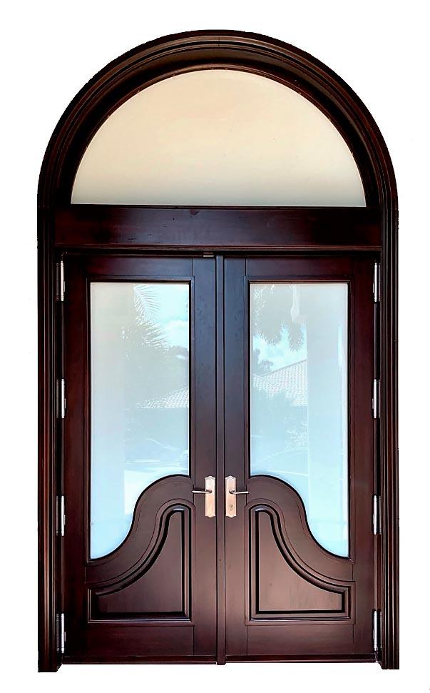 Weston Springs Entry Door