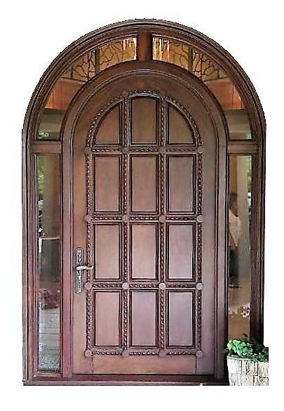 Montecristo Mahogany Door