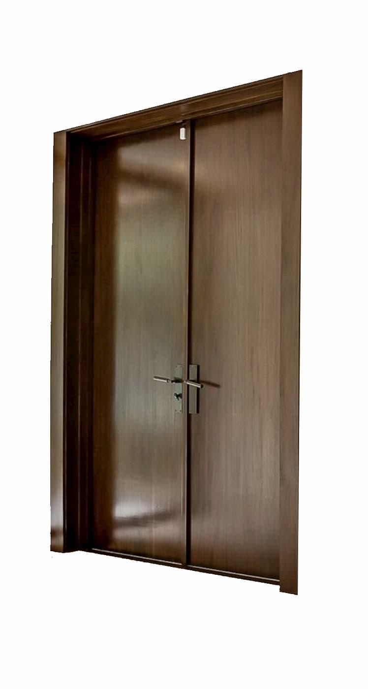 Di Lido Contemporary Mahogany Door