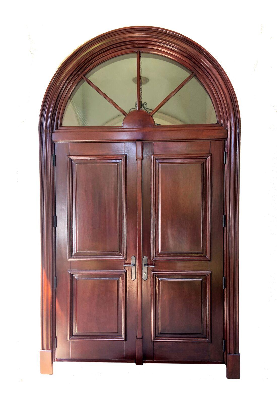 BAY SHORE ENTRY DOOR